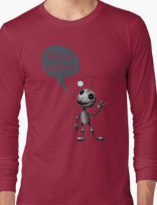 Hello World! Long Sleeve T-Shirt