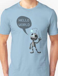 Hello World! Unisex T-Shirt