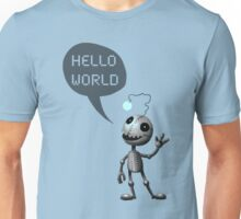 Hello World! Unisex T-Shirt
