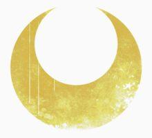 Sailor Moon grunge symbol Kids Tee