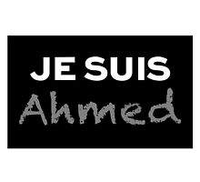 Je Suis Ahmed by Greven
