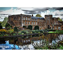Forde Abbey & Gardens Photographic Print