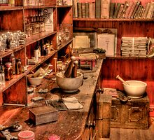 The Medicine Room by Stephen Knowles