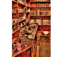 The Medicine Room Photographic Print