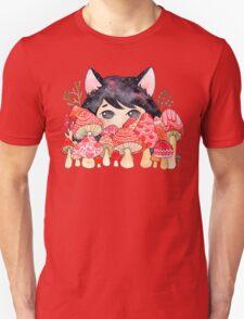 Mushrooms Unisex T-Shirt