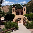 Santuario de Chimayo ( Chimayo NM. ) by Paul Albert