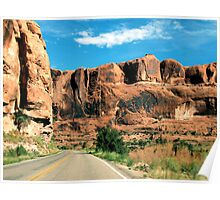 The Road to Moab Poster