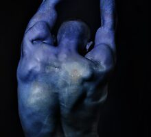 Blue Man by manelortega