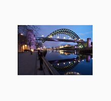 The Tyne Bridge, Newcastle upon Tyne Unisex T-Shirt