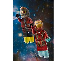 Space buddies Photographic Print