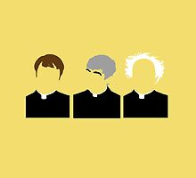 Dougal, Ted and Jack by fashprints