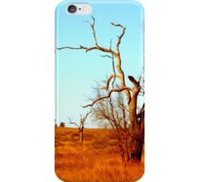 Shadow Puppet Country Tree iPhone Case/Skin