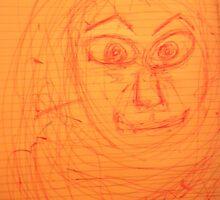 Bright Beautiful Woman by alkalineacid