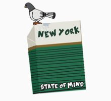 New York State of Mind Cigs... by BODEGAboutique