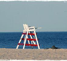 Empty Lifegaurd by JLPPhotos