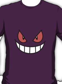 Pokefaces - Gengar T-Shirt