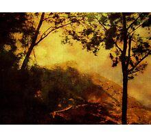 Painted Mountain-Venezuela ©  Photographic Print