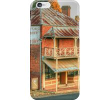 Northeys of Hill End iPhone Case/Skin