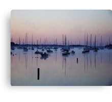 Collective reflections Canvas Print