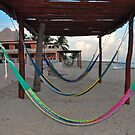 Colorful hammocks by mltrue