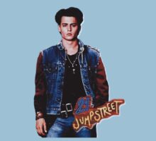 21 Jump Street Johnny Depp by DopperDesigns