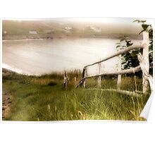 Peace & Quiet - Lord's Cove, Newfoundland Poster