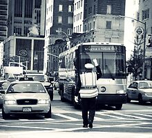 New York Drivers by JLPPhotos