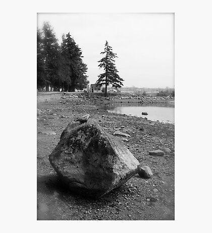Lonely Living Photographic Print