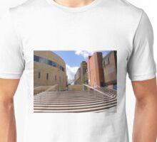 Derry Shapes Derry City Ireland Unisex T-Shirt