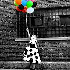 Balloons by Paula Bielnicka