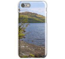 Loch Lomond Landscape, Scotland iPhone Case/Skin