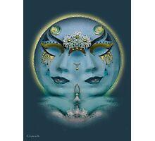 Gemini Full Moon   Photographic Print