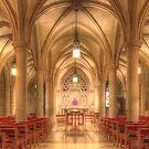 Bethlehem Chapel Washington National Cathedral by Shelley Neff