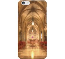 Bethlehem Chapel Washington National Cathedral iPhone Case/Skin