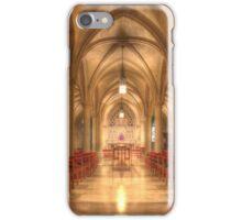 Bethlehem Chapel Washington National Cathedral iPhone Case/Skin