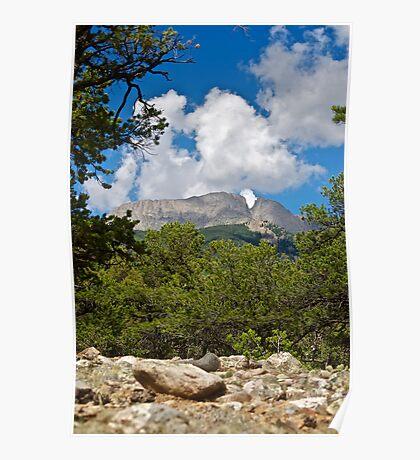 Kit Carson Mountain Poster