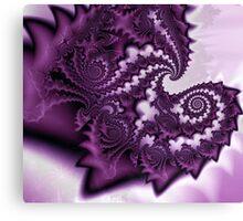 A Layer of Lavander Fairydust Canvas Print