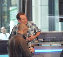 Will Arnett at Espn SportsZone by kingyum