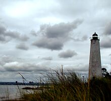 New Haven Lighthouse by Carrie Blackwood