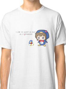 Love Penguins Classic T-Shirt