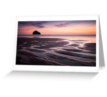 Trebarwith Strand, Cornwall Greeting Card