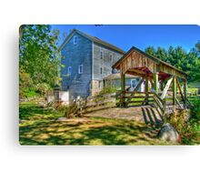 Beckman's Mill Canvas Print