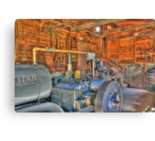 Beckman's Mill-2 Canvas Print