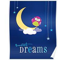 OWL SERIES :: sweet dreams 1 Poster