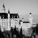 Schloss Neuschwanstein by Juergen Weiss