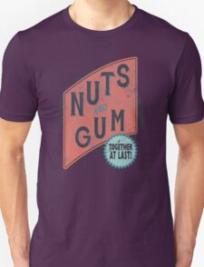 Nuts and Gum - Together at Last! T-Shirt