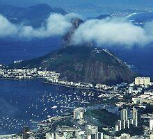 Pan de Azucar - Rio De Janeiro (Brasil) by Juergen Weiss