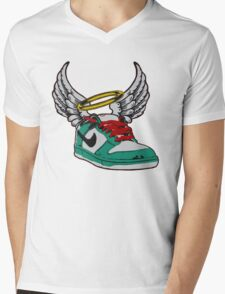 dunk from above Mens V-Neck T-Shirt