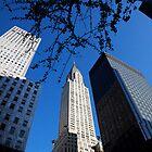 New York Skyline by Helen Shippey