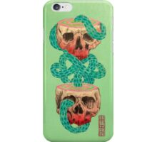 Two Souls iPhone Case/Skin